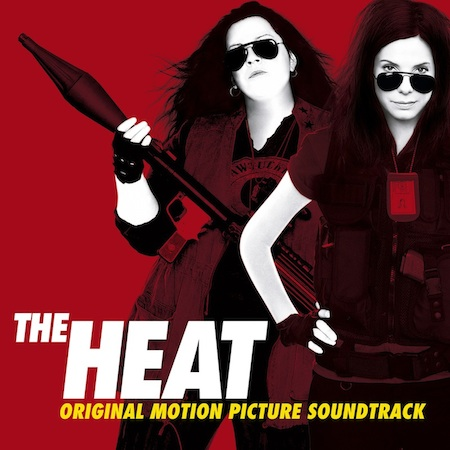 THE HEAT album cover450
