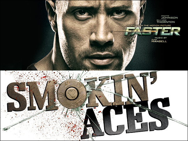 Lakeshore Records: Clint Mansell Composer - Faster, Smokin' Aces