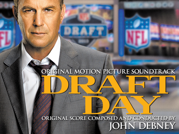 Draft Day Soundtrack Kevin Costner