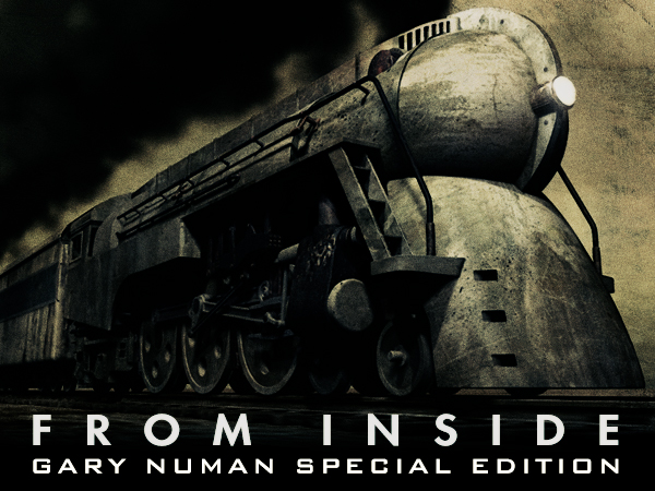From Inside Gary Numan Special Edition Teaser Trailer
