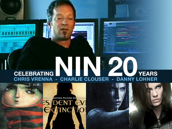 NIN 20th Anniversary Retrospective - Lakeshore Records