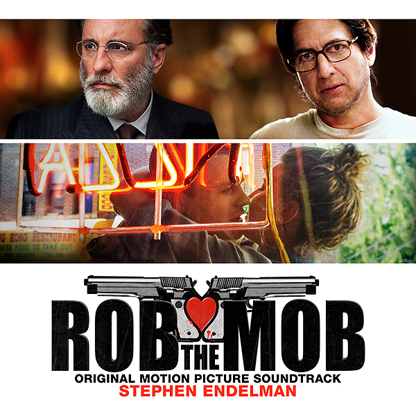 Rob The Mob Starring Andy Garcia and Ray Romano