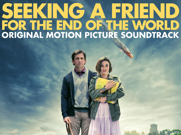 Lakeshore Records: Seeking A Friend For The End Of The World Soundtrack