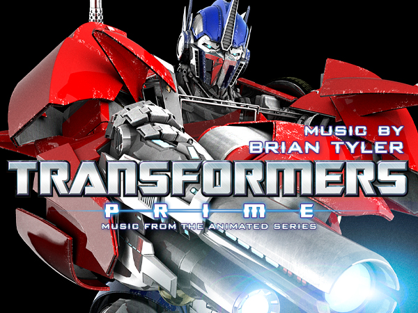 Transformers Prime Music From Animated Series