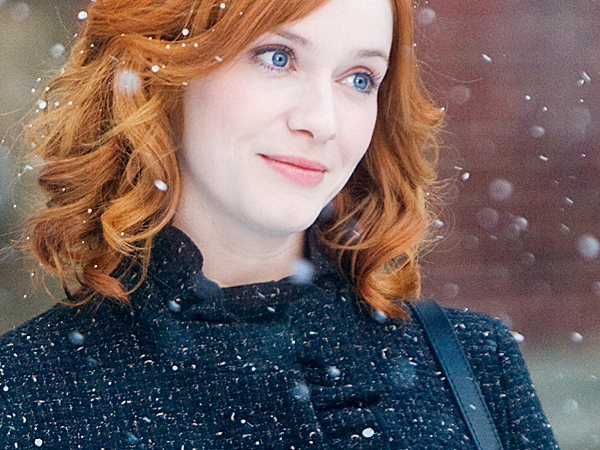 "Lakeshore Records: Christina Hendricks in ""I Don't Know How She Does It"""