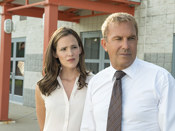 Lakeshore Records: Jennifer Garner and Kevin Costner in Draft Day