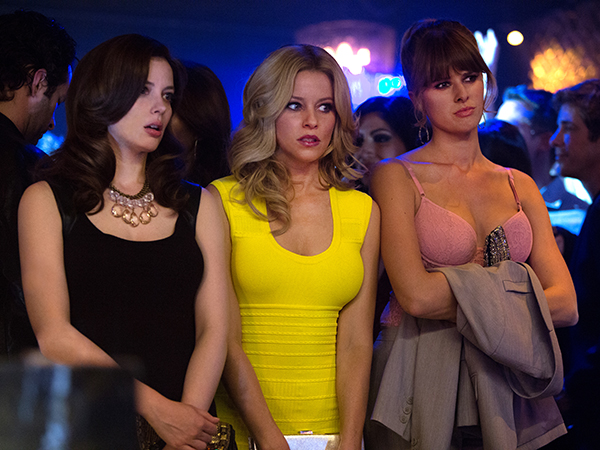 Lakeshore Records: Walk of Shame Starring Elizabeth Banks 2