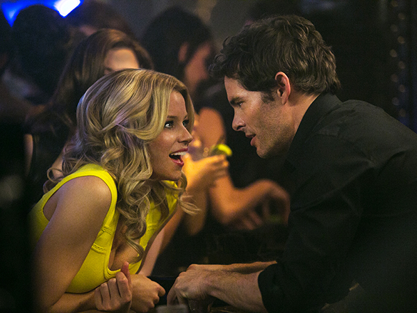 Lakeshore Records: Elizabeth Banks and James Marsden in Walk of Shame (Soundtrack)
