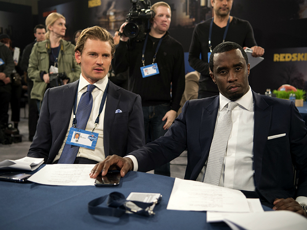 Lakeshore Records: Draft Day - Sean Combs