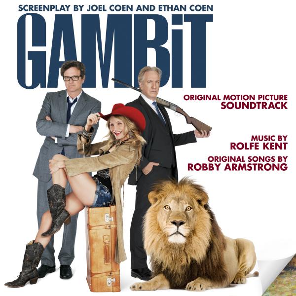 Lakeshore Records: 'Gambit' Soundtrack