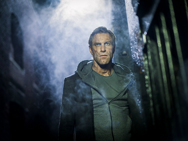 Lakeshore Records: I, Frankenstein's Aaron Eckhart