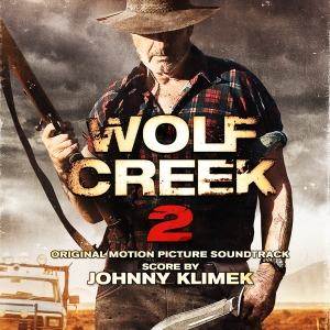 Lakeshore Records: Wolf Creek 2 Soundtrack Cover