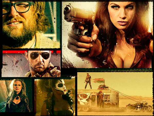 Lakeshore Records: Bounty Killer Soundtrack