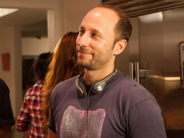 Lakeshore Records: Director Darren Stein on the set of his film, G.B.F.