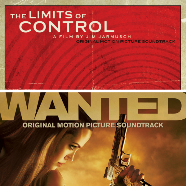 Lakeshore Records: Weekly Roundup - The Limits of Control & Wanted